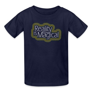 Reality is Magical - Kids' T-Shirt