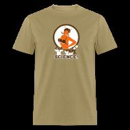 T-Shirts ~ Men's T-Shirt ~ Martian Next Door [martian]