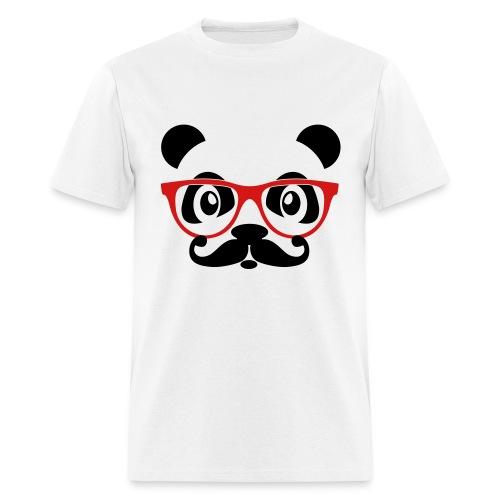 Nerd Panda - Men's T-Shirt