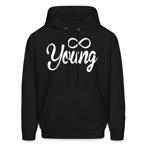 Forever Young Hoodie - Men's Hoodie