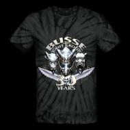 T-Shirts ~ Unisex Tie Dye T-Shirt ~ 30th Anniversary Unisex Tie Die Tee
