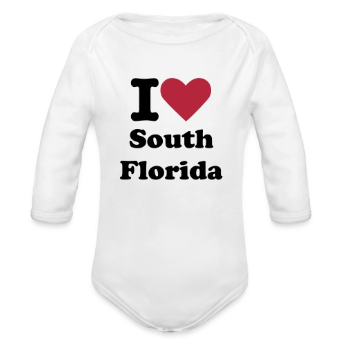 Baby Outfit - Organic Long Sleeve Baby Bodysuit