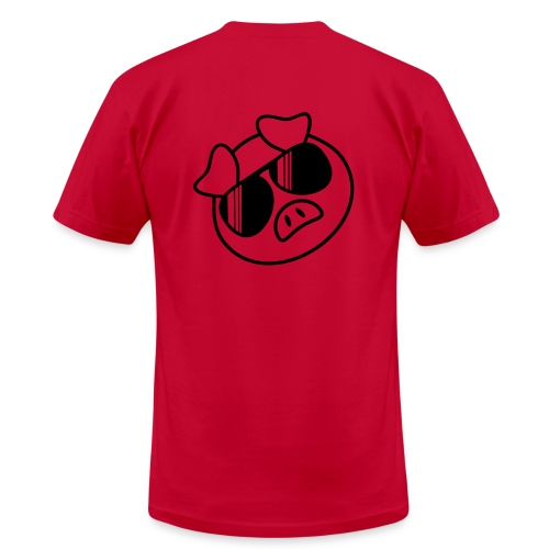 Pig Swag... - Men's Fine Jersey T-Shirt