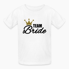 Team Bride Kids' Shirts