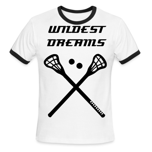 LAX DREAM - Men's Ringer T-Shirt