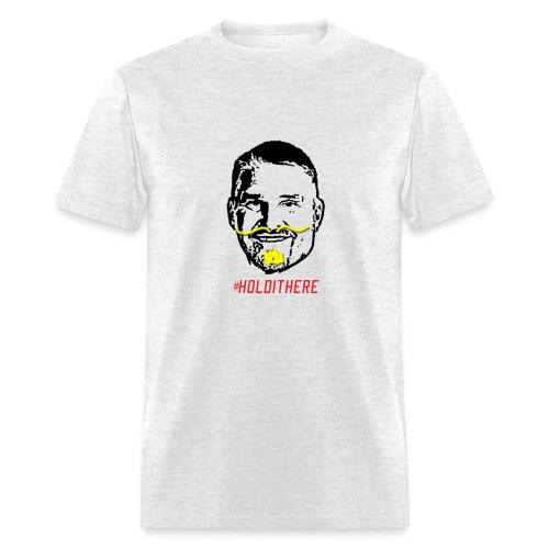 #HoldItHere Telestrator - Men's T-Shirt