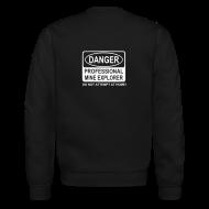 Long Sleeve Shirts ~ Crewneck Sweatshirt ~ Men's GTW