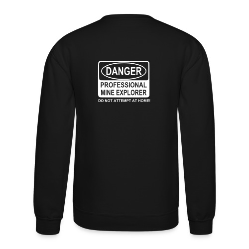 Men's GTW Mine Exploration Sweatshirt - Crewneck Sweatshirt