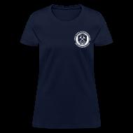 T-Shirts ~ Women's T-Shirt ~ Women's Navy Mine Exploration Team T-Shirt