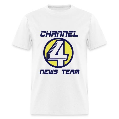Channel 4 News Team (Anchorman) - Men's T-Shirt