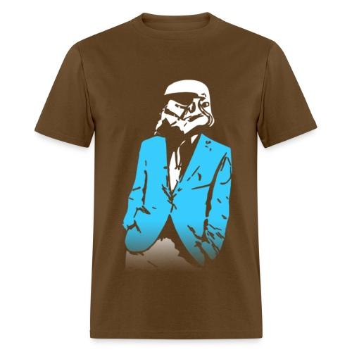 Well Dressed Storm Tropper - Men's T-Shirt