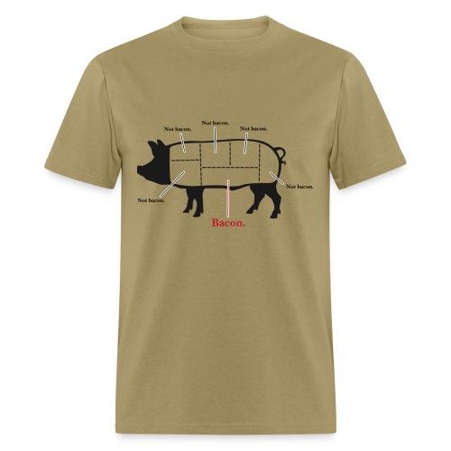 Pork Map Tee - Men's T-Shirt