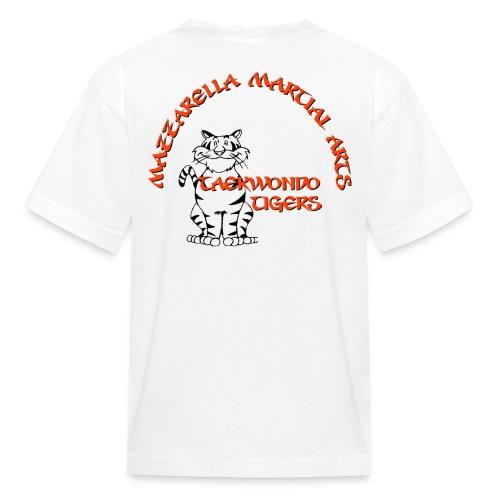 Kids' T-Shirt: TKD Tigers - Kids' T-Shirt