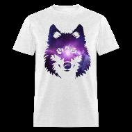 T-Shirts ~ Men's T-Shirt ~ Wolf