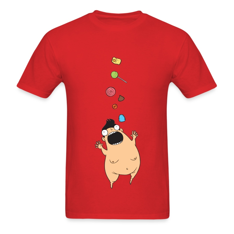 Little Fatty - Men's T-Shirt