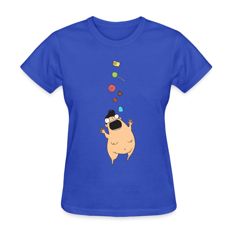 Little Fatty - Women's T-Shirt