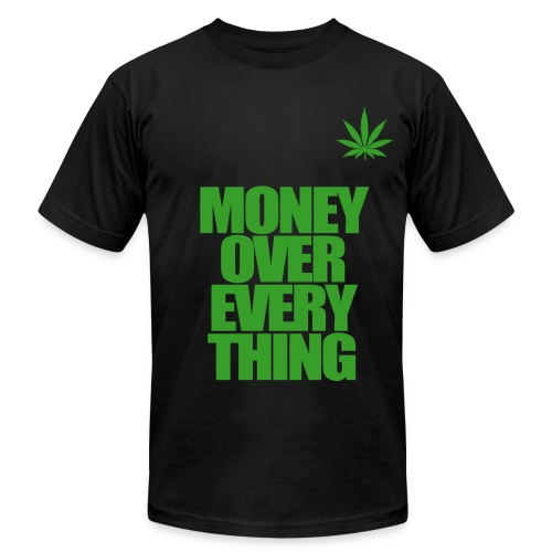 Money Shirt - Men's Fine Jersey T-Shirt