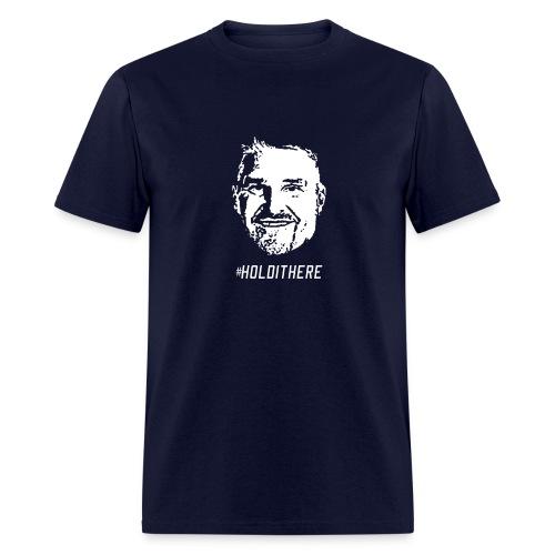 #HoldItHere-Dark - Men's T-Shirt