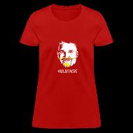 T-Shirts ~ Women's T-Shirt ~ #HoldItHere Telestrator - Dark