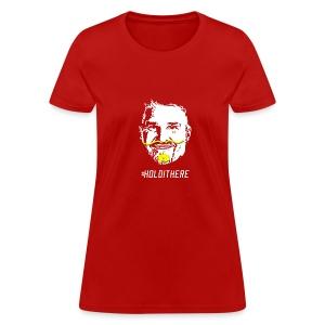 #HoldItHere Telestrator - Dark - Women's T-Shirt
