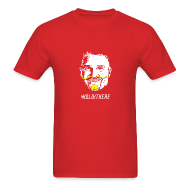 T-Shirts ~ Men's T-Shirt ~ #HoldItHere Telestrator - Dark