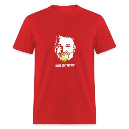 #HoldItHere Telestrator - Dark - Men's T-Shirt