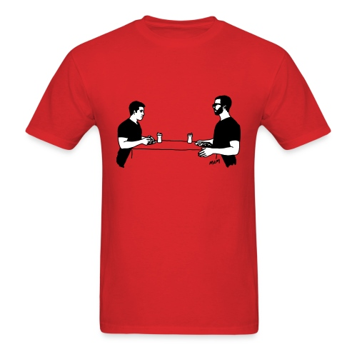 Animals Table T-Shirt - Men's T-Shirt