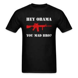 Hey Obama - Men's T-Shirt