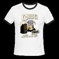 T-Shirts ~ Men's Ringer T-Shirt ~ Nord Mead Ringer Tee Mens