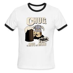 Nord Mead Ringer Tee Mens - Men's Ringer T-Shirt
