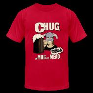 T-Shirts ~ Men's T-Shirt by American Apparel ~ Nord Mead T Shirt Standard Mens