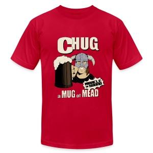 Nord Mead T Shirt Standard Mens - Men's Fine Jersey T-Shirt