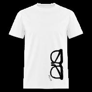 T-Shirts ~ Men's T-Shirt ~ Animals Glasses 2 T-shirt