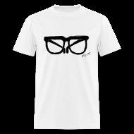 T-Shirts ~ Men's T-Shirt ~ Animals Glasses T-shirt