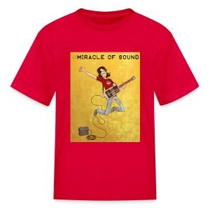Kids MOS Tee - Kids' T-Shirt