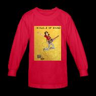 Kids' Shirts ~ Kids' Long Sleeve T-Shirt ~ Kids MOS Long Sleeve Tee