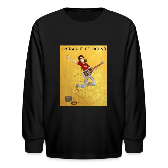 Kids MOS Long Sleeve Tee