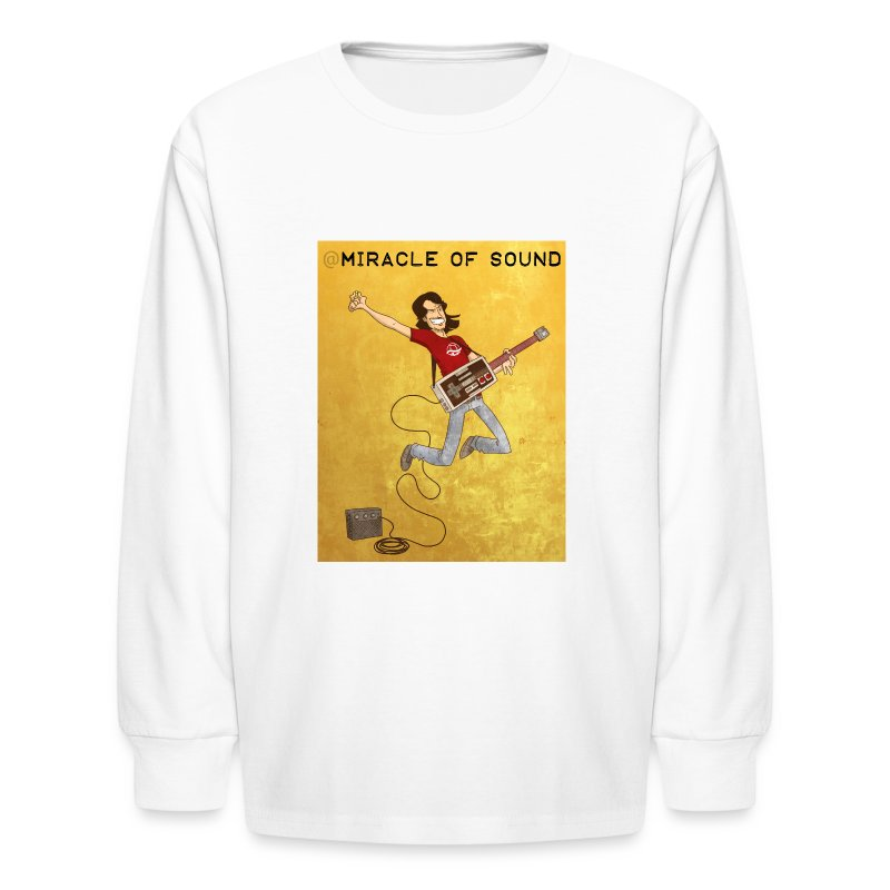 Kids MOS Long Sleeve Tee - Kids' Long Sleeve T-Shirt