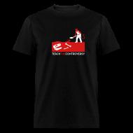 T-Shirts ~ Men's T-Shirt ~ Devil Bones [devil]