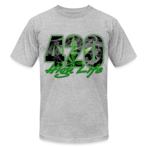 420 high life - Men's  Jersey T-Shirt