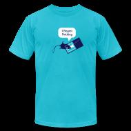 T-Shirts ~ Men's T-Shirt by American Apparel ~ [regret]