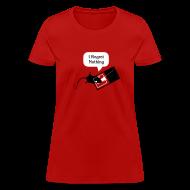 Women's T-Shirts ~ Women's T-Shirt ~ [regret]