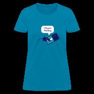 T-Shirts ~ Women's T-Shirt ~ [regret]