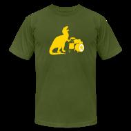 T-Shirts ~ Men's T-Shirt by American Apparel ~ [rex]