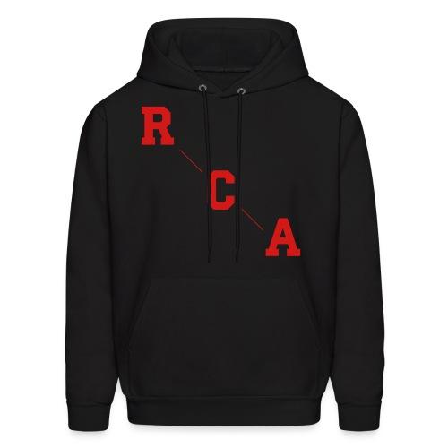 RCA Black Hoodie - Men's Hoodie