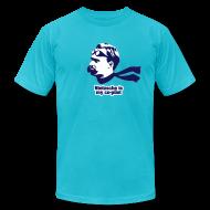 T-Shirts ~ Men's T-Shirt by American Apparel ~ [copilot]