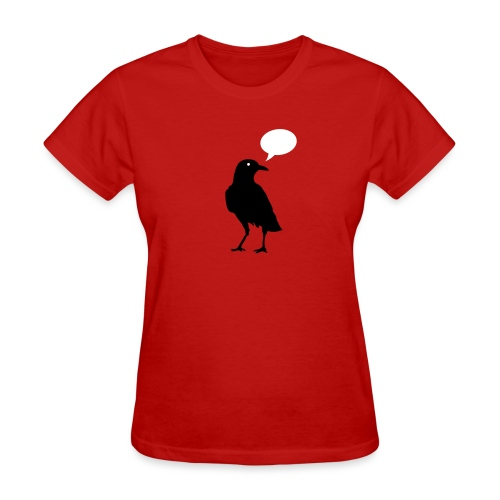 [quoth] - Women's T-Shirt
