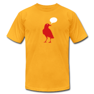 T-Shirts ~ Men's T-Shirt by American Apparel ~ [quoth]