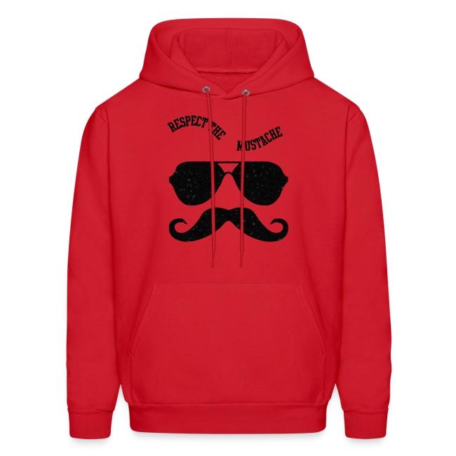 respect the moustache