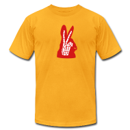 T-Shirts ~ Men's T-Shirt by American Apparel ~ [rabbitears]